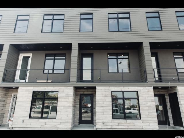 275 W 800 Unit 8 Salt Lake City, UT 84101 - MLS #: 1550519