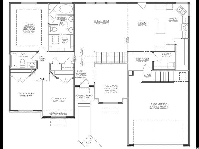 341 E OLD MAPLE OLD MAPLE Unit 107 South Weber, UT 84405 - MLS #: 1551488