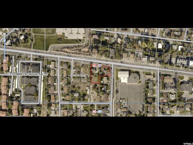 1690 E FORT UNION BLVD Cottonwood Heights, UT 84121 - MLS #: 1552093