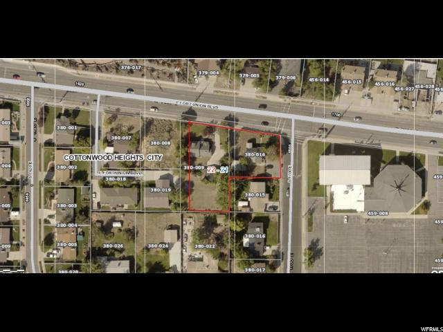 1690 E FORT UNION FORT UNION Cottonwood Heights, UT 84121 - MLS #: 1552093