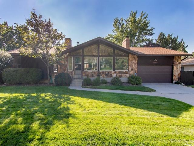 8490 S TREASURE MOUNTAIN DR Sandy, UT 84093 - MLS #: 1552577