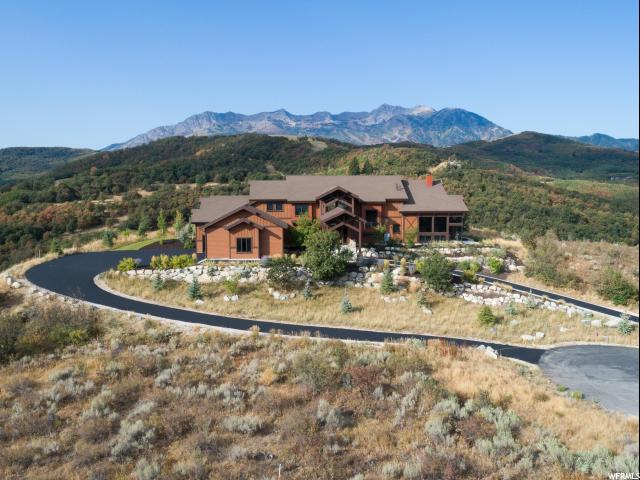 1687 S HIGH PLAINS HIGH PLAINS Huntsville, UT 84317 - MLS #: 1553079