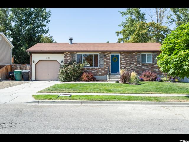 6426 S CLEMATIS WAY West Jordan, UT 84081 - MLS #: 1553279