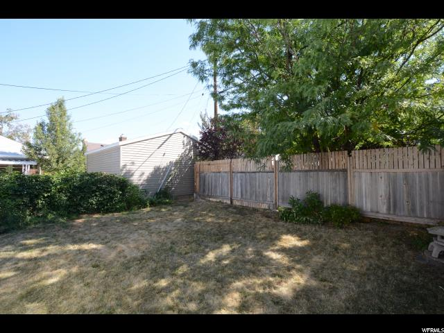 1471 S MCCLELLAND ST Salt Lake City, UT 84105 - MLS #: 1553311