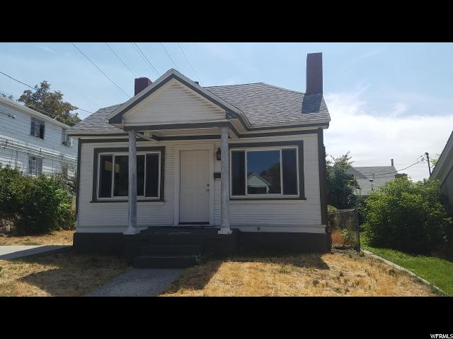 1010 E 800 800 Salt Lake City, UT 84102 - MLS #: 1554012