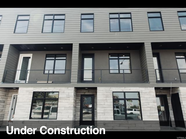 Home for sale at 275 W 800 South #12, Salt Lake City, UT 84101. Listed at 404200 with 3 bedrooms, 4 bathrooms and 1,666 total square feet