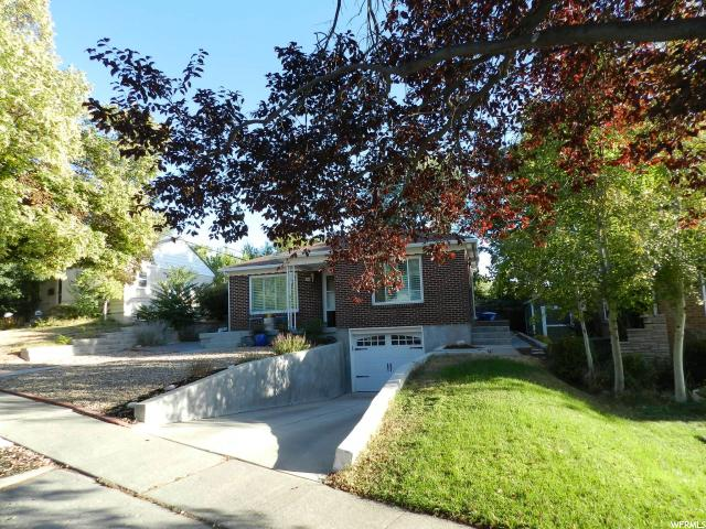 2468 E REDONDO AVE, Salt Lake City UT 84108