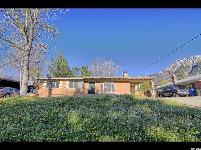Home for sale at 4209 S Sovereign, Holladay, UT  84124. Listed at 419900 with 5 bedrooms, 2 bathrooms and 2,240 total square feet