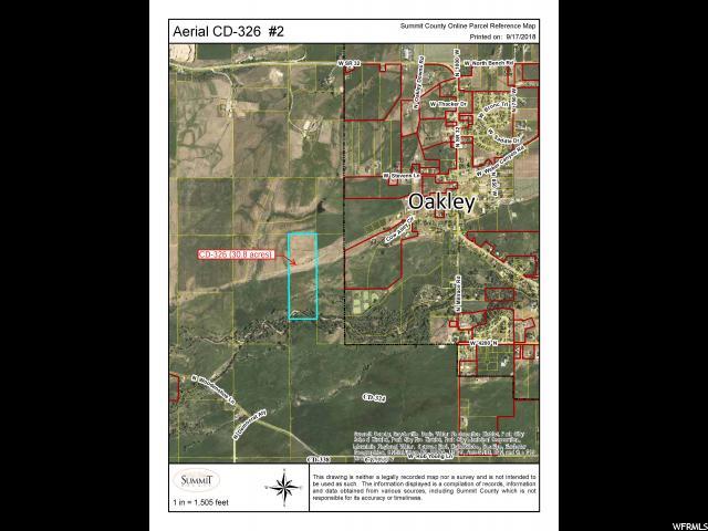 Oakley Utah Map.Cow Alley Oakley Utah 84055 Land For Sale