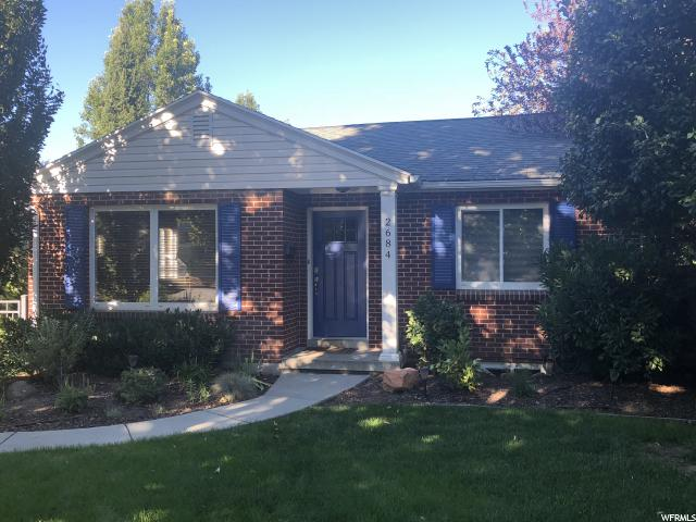 Home for sale at 2684 S Melbourne, Salt Lake City, UT 84106. Listed at 420000 with 4 bedrooms, 2 bathrooms and 1,758 total square feet