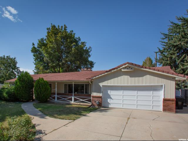 Home for sale at 2635 E Melony Dr, Holladay, UT 84124. Listed at 499900 with 5 bedrooms, 4 bathrooms and 3,286 total square feet