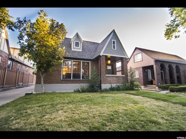 1386 E LAIRD, Salt Lake City UT 84105