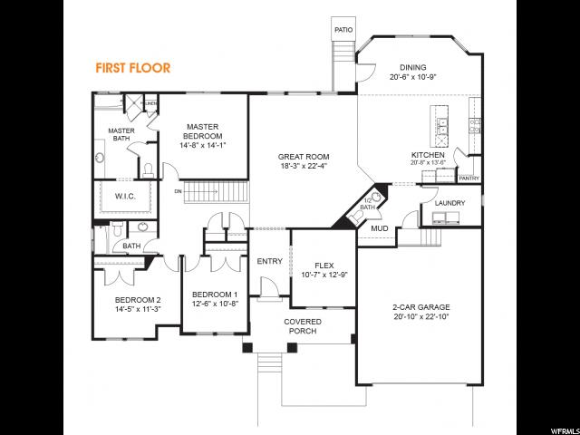 2492 E LONE HILL LONE HILL Unit 327 Draper (UT Cnty), UT 84020 - MLS #: 1555790
