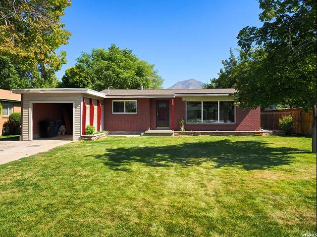 Home for sale at 1541 E 4070 South, Millcreek, UT 84124. Listed at 339900 with 3 bedrooms, 2 bathrooms and 1,254 total square feet