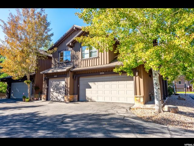 2206 JUPITER VIEW WAY Unit 30, Park City UT 84060