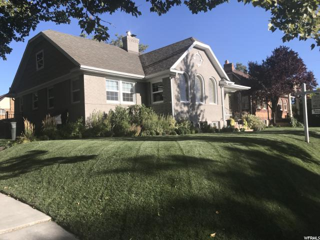 Home for sale at 1201 S 1500 East, Salt Lake City, UT 84105. Listed at 979900 with 5 bedrooms, 4 bathrooms and 3,946 total square feet