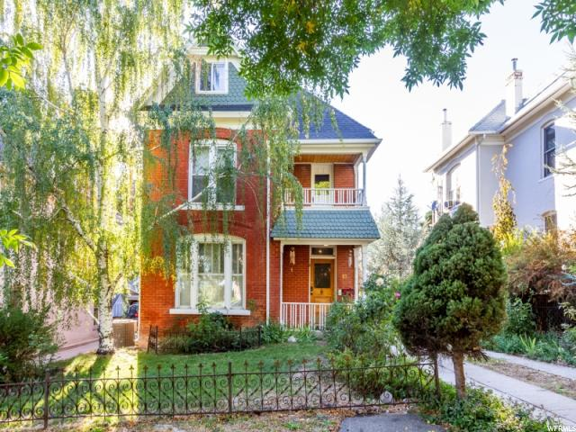 Home for sale at 83 N Q St, Salt Lake City, UT 84103. Listed at 575000 with 3 bedrooms, 3 bathrooms and 2,822 total square feet