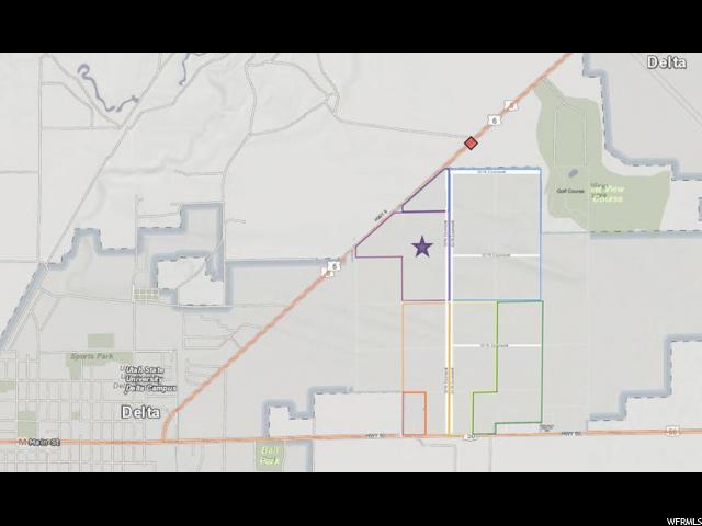 1170 N Hwy 6 Delta Utah 84624 Land For Sale