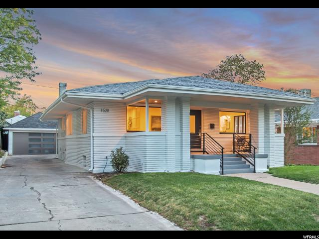 Home for sale at 1528 E Harvard Ave, Salt Lake City, UT  84105. Listed at 879900 with 4 bedrooms, 3 bathrooms and 3,388 total square feet