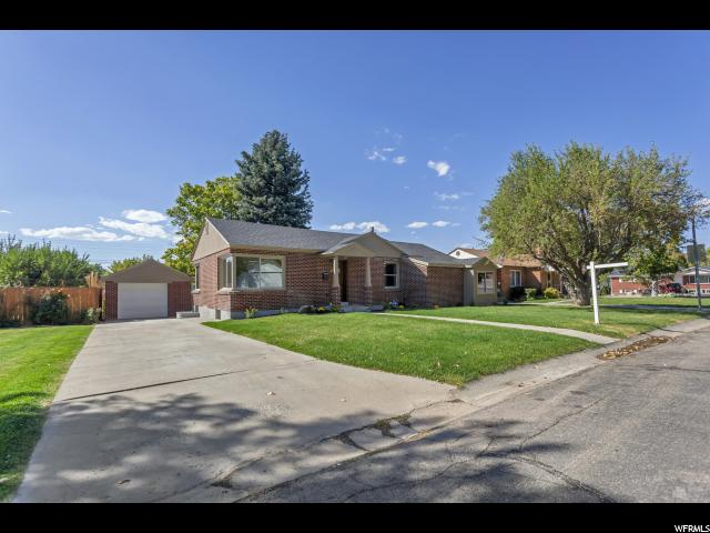 Home for sale at 3918 S 3120 East, Holladay, UT 84124. Listed at 550000 with 4 bedrooms, 4 bathrooms and 2,672 total square feet