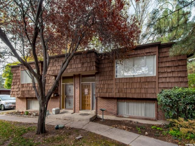 Home for sale at 723 E 3720 South #B-6, Salt Lake City, UT 84106. Listed at 173000 with 2 bedrooms, 2 bathrooms and 1,022 total square feet