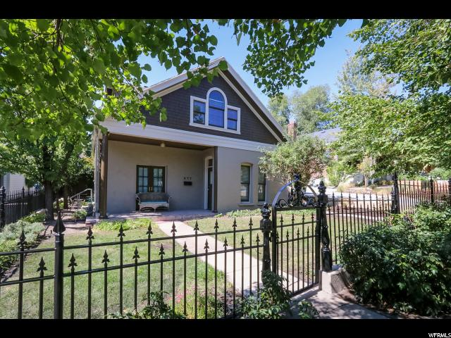 Home for sale at 277 C St, Salt Lake City, UT 84103. Listed at 590000 with 3 bedrooms, 3 bathrooms and 2,480 total square feet