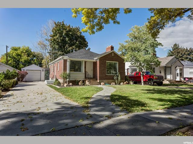 Home for sale at 2146 S 1800 East, Salt Lake City, UT 84106. Listed at 499000 with 4 bedrooms, 2 bathrooms and 1,820 total square feet