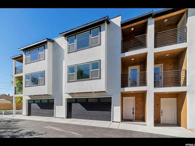 Home for sale at 620 E 1700 South #2, Salt Lake City, UT 84105. Listed at 579900 with 4 bedrooms, 4 bathrooms and 2,478 total square feet