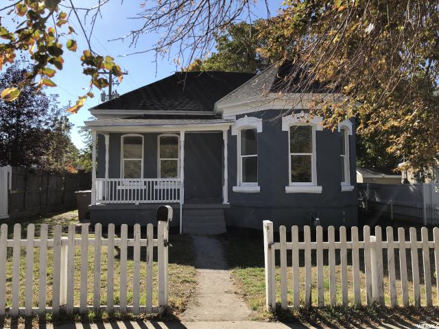 Home for sale at 323 W 500 North, Salt Lake City, UT 84103. Listed at 399900 with 2 bedrooms, 1 bathrooms and 1,380 total square feet