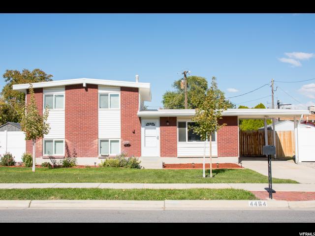 4464 W 3240 S, West Valley City UT 84120