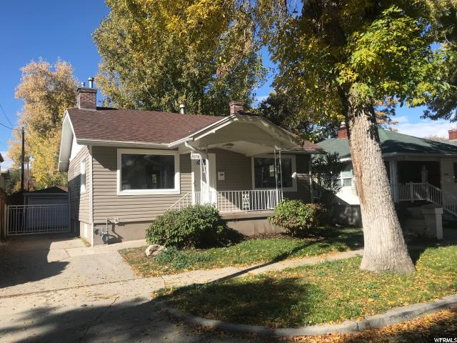 2608 S GREEN ST, Salt Lake City UT 84106