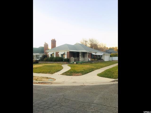1991 E HERBERT HERBERT Salt Lake City, UT 84108 - MLS #: 1566129
