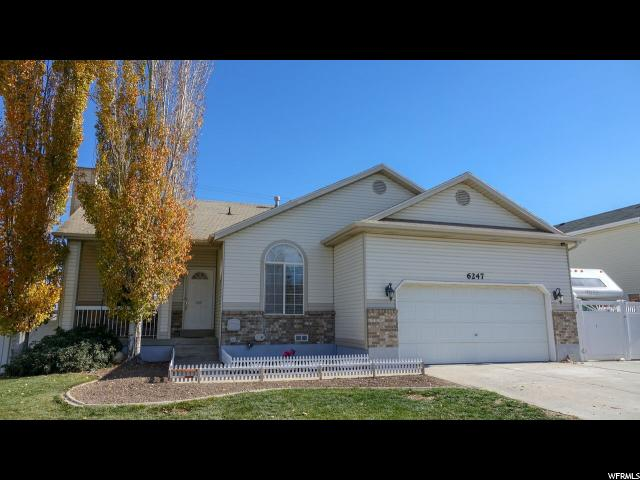 6247 S WAKEFIELD WAY, West Valley City UT 84118