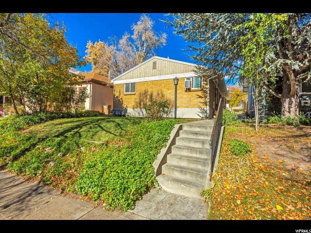 1023 E 3RD 3RD Salt Lake City, UT 84103 - MLS #: 1566399