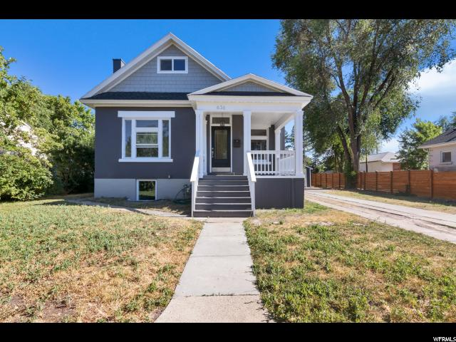 Home for sale at 636 E Warnock Ave, Salt Lake City, UT 84106. Listed at 499900 with 4 bedrooms, 4 bathrooms and 3,412 total square feet