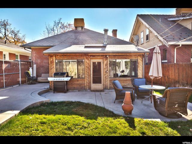 867 E PRINCETON PRINCETON Salt Lake City, UT 84105 - MLS #: 1568087