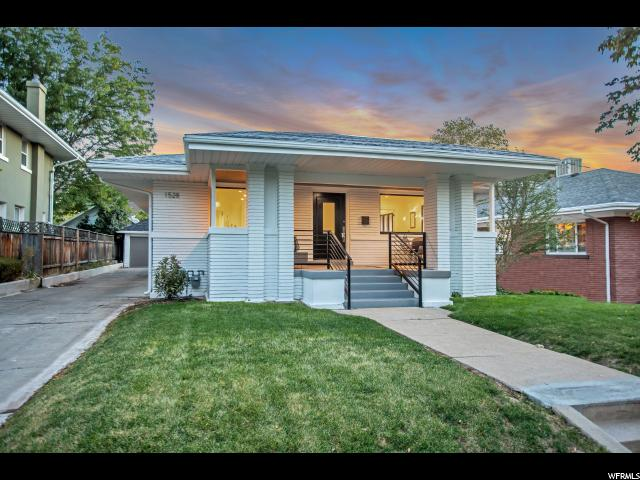 1528 E HARVARD AVE, Salt Lake City UT 84105