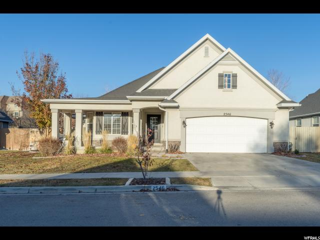 2546 W PEBBLE CREEK DR, Lehi UT 84043