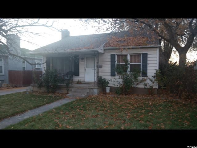 Home for sale at 2920 S 1100 East, Salt Lake City, UT  84106. Listed at 339900 with 3 bedrooms, 1 bathrooms and 1,500 total square feet