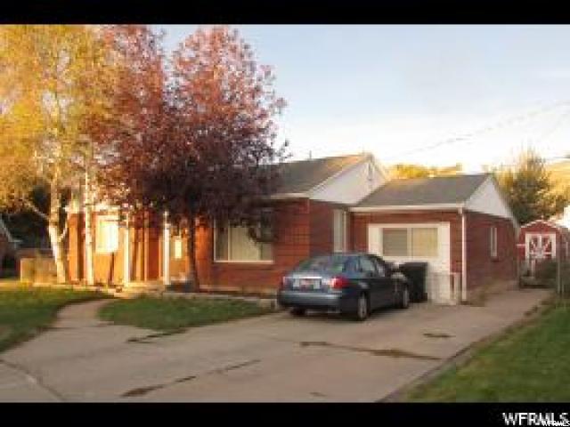 315 S 285 W Bountiful Utah 84010 Single Family For Sale
