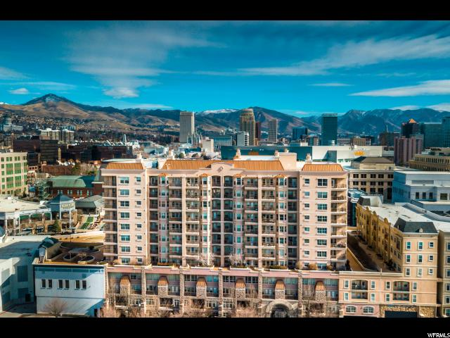 Home for sale at 5 S 500 West #910, Salt Lake City, UT 84101. Listed at 695000 with 3 bedrooms, 2 bathrooms and 1,460 total square feet