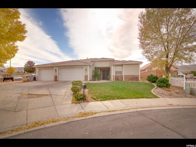 766 WAGONMASTER WAGONMASTER Washington, UT 84780 - MLS #: 1569858