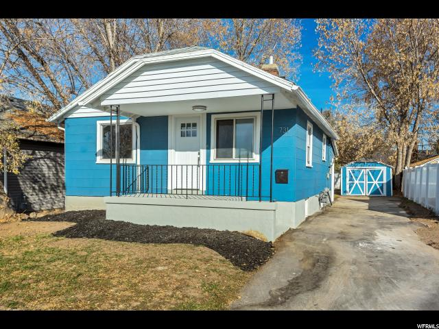 Home for sale at 731 E Spring View Dr, Millcreek, UT 84106. Listed at 349900 with 3 bedrooms, 2 bathrooms and 1,511 total square feet