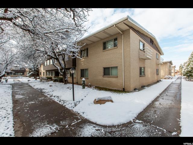 1134 E 2700 2700 Unit 32 Salt Lake City, UT 84106 - MLS #: 1570337