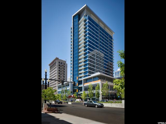 35 E 100 100 Unit 1102 Salt Lake City, UT 84111 - MLS #: 1570397
