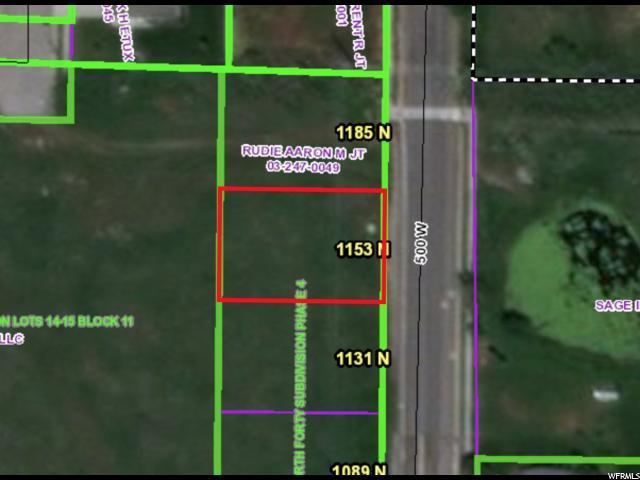1153 N 500 500 Brigham City, UT 84302 - MLS #: 1570583