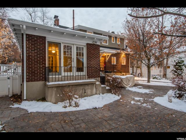 177 N ALTA ALTA Salt Lake City, UT 84103 - MLS #: 1570642