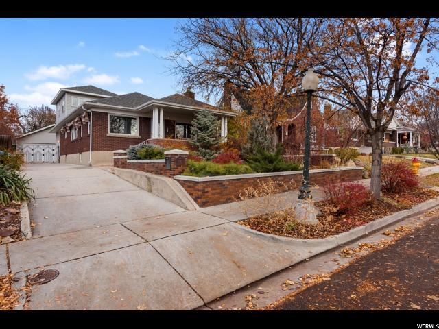 1341 E SHERMAN AVE, Salt Lake City UT 84105