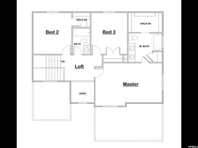5469 N MEADOWLARK MEADOWLARK Unit 1 Lehi, UT 84043 - MLS #: 1570872