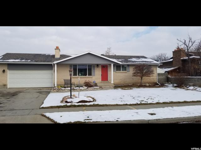 3348 W BLUEHAVEN DR. BLUEHAVEN DR. West Valley City, UT 84119 - MLS #: 1570909